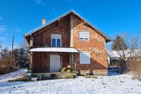 Črnkovci, moderno namještena kuća, 159,60 m2, VIRTUALNA ŠETNJA
