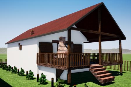 Kuće za odmor, Kopačevo