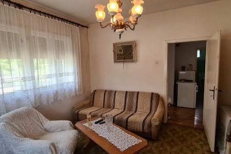 Belišće, kuća u ulici A. G. Matoša, 104,41 m2