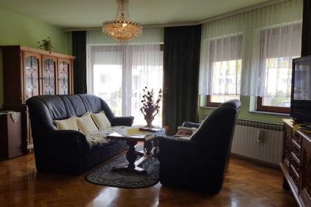 Belišće, luksuzna obiteljska kuća, 384,54 m2