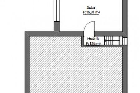 Valpovo, stambeno-poslovna kuća u centru, 251,13 m2