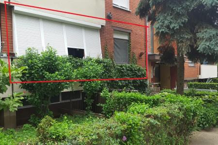 Belišće, 2-soban stan, prizemlje, 60 m2