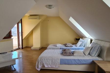 Valpovo, centar, dvoiposoban stan, 82,02 m2, VIRTUALNA ŠETNJA