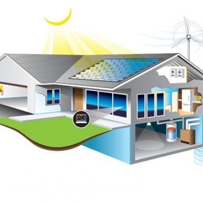 Gradnja obiteljske kuće standardom nulte energije